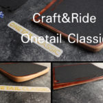 Craft and Ride Onetail Classic Onewheel Concave Footpad Onewheel accessories Onetail classic review Onetail+ review Craft&Ride