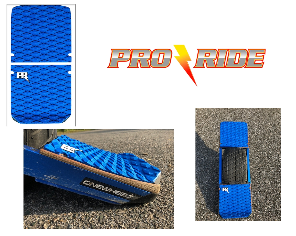 Onewheel Grip Tape ProRide Onewheel Traction Pads
