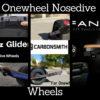 Onewheel Nosedive Wheels SynergyWiz Glider - Onewheel Anti Nosedive Wheels