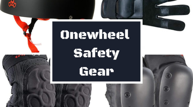 Onewheel Protective Safety Gear