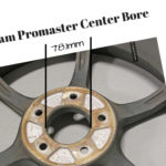 Ram Promaster Center Bore Ram Promaster Custom Wheels