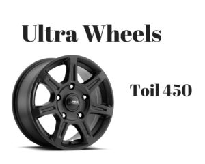 Ram Promaster Custom Wheels Ultra Wheels - Toil 450