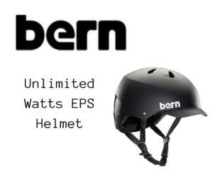 Onewheel Protective Safety Gear Helmets Great For Onewheel Bern - Unlimited Watts EPS Summer Helmet