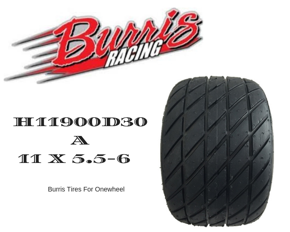 Burris 5.5 Treaded Tire For Onewheel Different Tire Onewheel Tire Upgrade