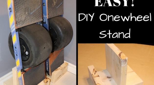 DIY Onewheel Stand Onewheel Stand Onewheel Accessories Onewheel Plus XR