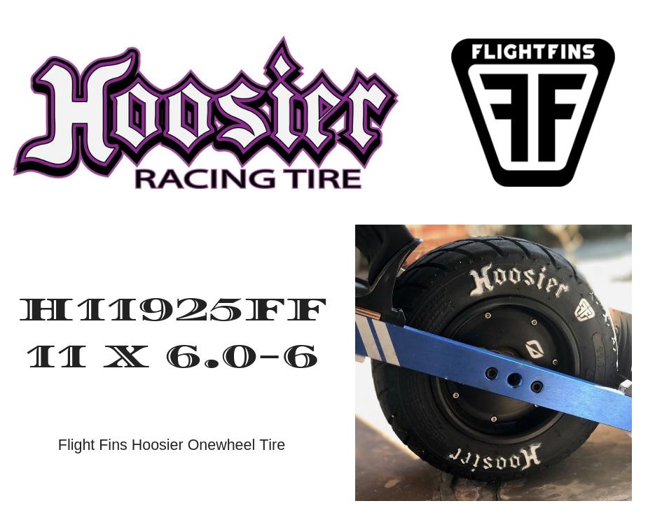Flight Fins Hoosier Onewheel Tire Different Tire Onewheel Tire Upgrade