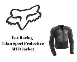 Onewheel Protective Safety Gear Fox Racing - Titan Sport Protective MTB Jacket