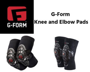 Onewheel Protective Safety Gear Knee Pads And Elbow Pads For Onewheel G-Form Knee and Elbow Pads