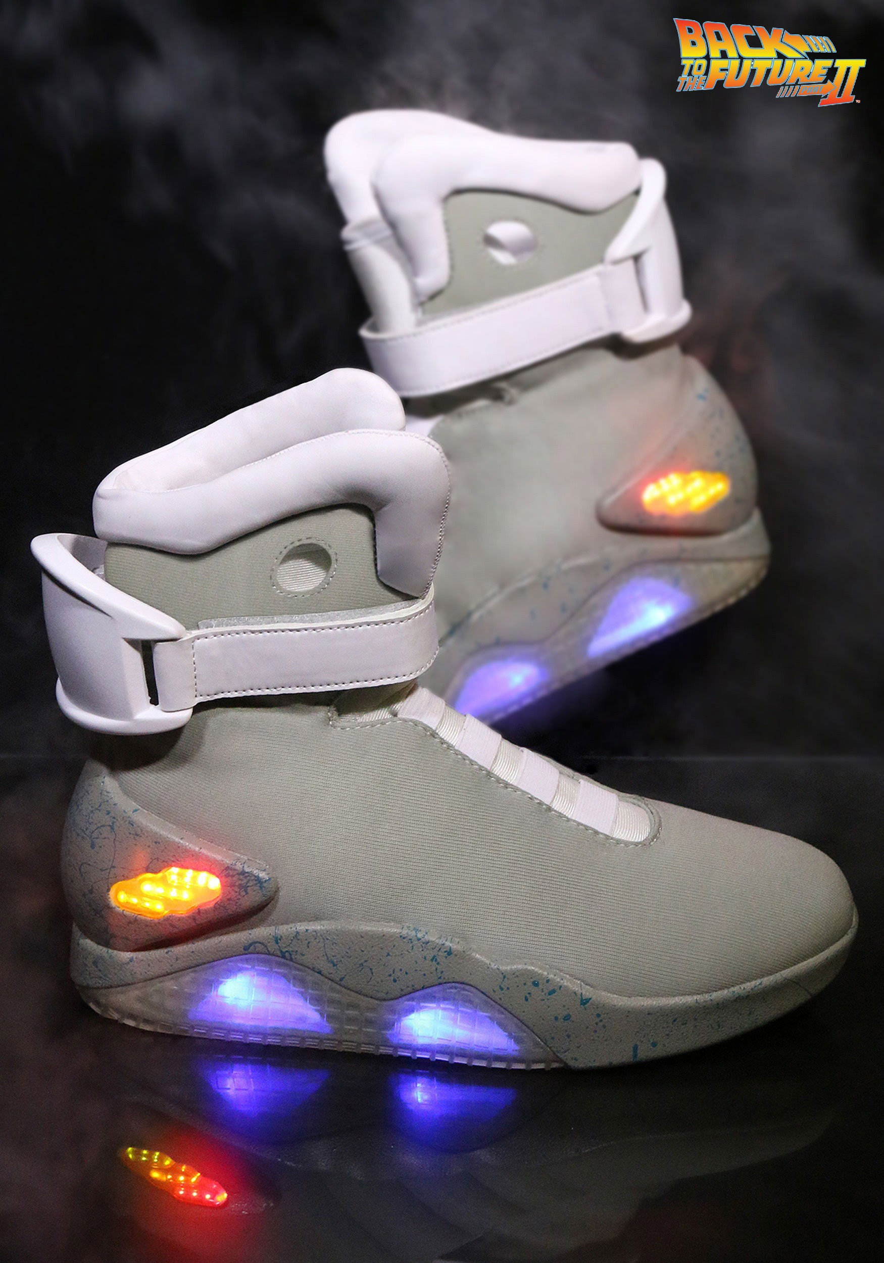 Marty Mcfly Air Mag Best Shoes For Onewheel