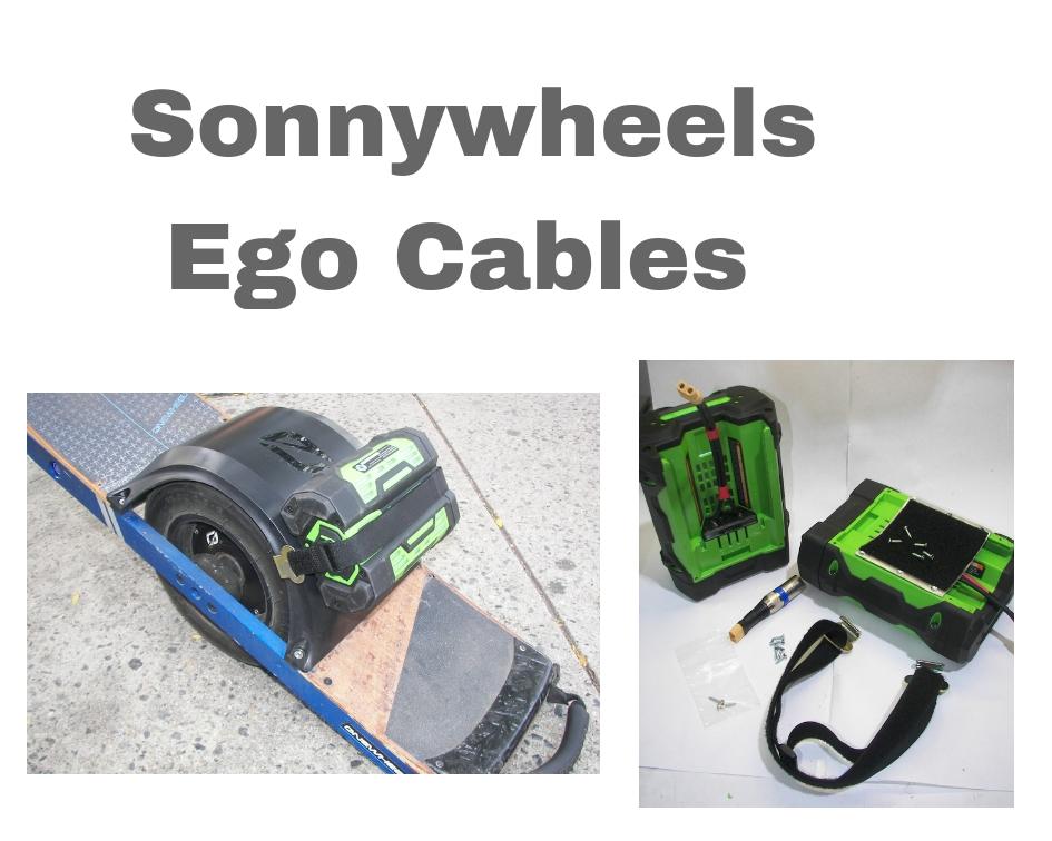 Onewheel Plus Range Extenders Sonnywheels Ego Cables