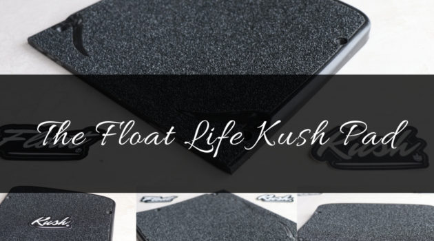 The Float Life Kush Pad Onewheel Concave Footpads