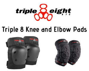 Onewheel Protective Safety Gear Knee Pads And Elbow Pads For Onewheel Triple 8 Knee and Elbow Pads
