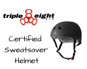 Onewheel Protective Safety Gear Helmets Great For Onewheel Triple 8 - The Certified Sweatsaver Helmet