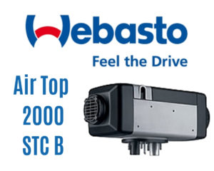 Webasto Air Top 2000 STC B Gasoline Parking Heater Installation Webasto Gasoline Heater Espar Eberspacher Gasoline Parking Heater Ram Promaster