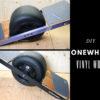 DIY Onewheel Vinyl Wrap