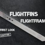 Flightfins FlightFrame First Look Flight Fins Flight Frame